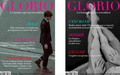 Glorio, le masculin pour les hommes qui vous ressemblent