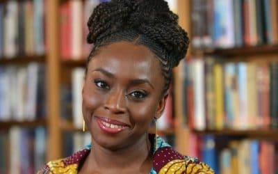 Un déjeuner avec Chimamanda Ngozi Adichie