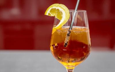 Le Glitz, le cocktail des Glorieuses